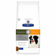 Hills PD Canine Metabolic plus Urinary 2kg