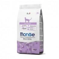 Monge Natural Cat Sterilised 1.5 kg