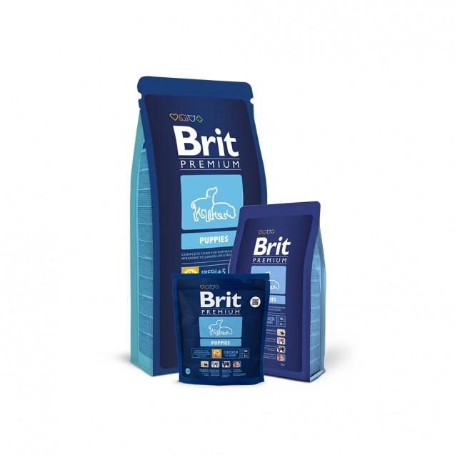 Hrană uscată pentru pui , Brit Premium