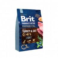 Hrană uscată câini, Brit Premium by Nature Light 3kg