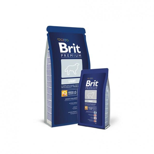 Hrană uscată câini, dietetică , Brit Premium