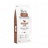 Hrană uscată pentru adulți supraponderali, Brit Care Weight Loss 12kg