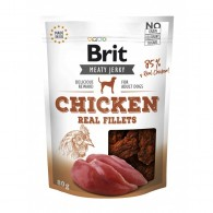 Recompensa Brit Dog Jerky Chicken Fillets 80 g