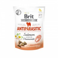 Recompensa Brit Care dog Antiparasitic cu Somon 150g