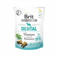 Recompensa Brit Care dog Dental cu Vanat 150g