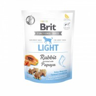 Recompensa Brit Care dog Light cu Iepure 150g