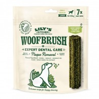 Gustari dentare caini, Lily's Kitchen, Woofbrush Large Natural Dental Dog Chew, 329 g