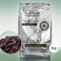 Hrana uscata pentru caini Platinum Natural Adult Iberico & Greens, 5 kg