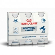 Dieta Royal Canin Recovery Cat/Dog Lichid 3x200ml