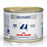Dieta Royal Canin Recovery Ultra Soft Cat/Dog Conserva 195g