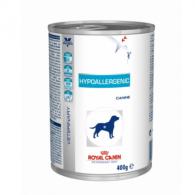 Dieta Royal Canin Hypoallergenic Dog  Conserva 400g