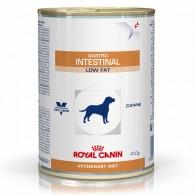 Dieta Royal Canin Gastro Intestinal Low Fat Dog conserva 410 g