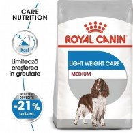 Hrana uscata Royal Canin MediumLight Weight Care 9kg