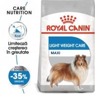Hrana uscata Royal Canin Maxi Light Weight Care 3kg