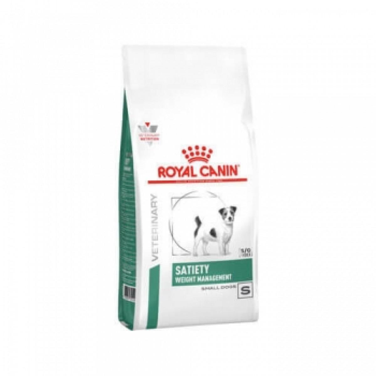 Dieta Royal Canin Satiety Small Dog Dry 3kg