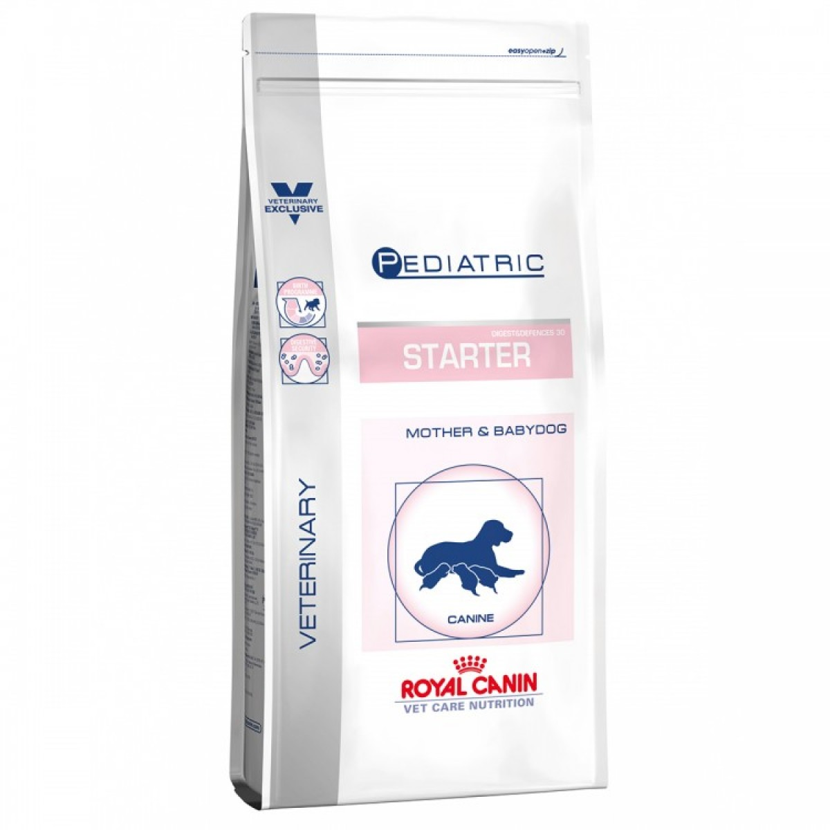 Dieta uscata Royal Canin Pediatric Starter Medium Dog 12kg