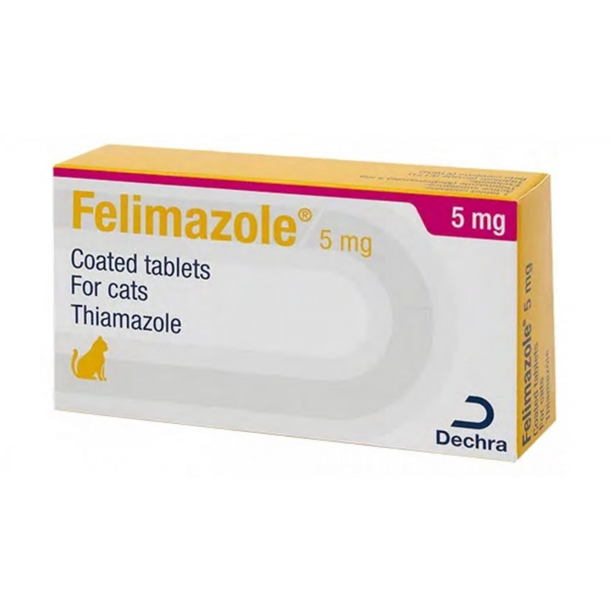 Felimazole 2,5 mg 100 tablete