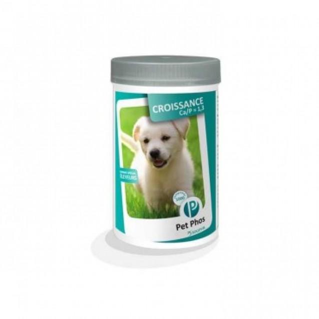 Supliment pentru câini, Pet Phos Ca/P 1.3 100 Tablete
