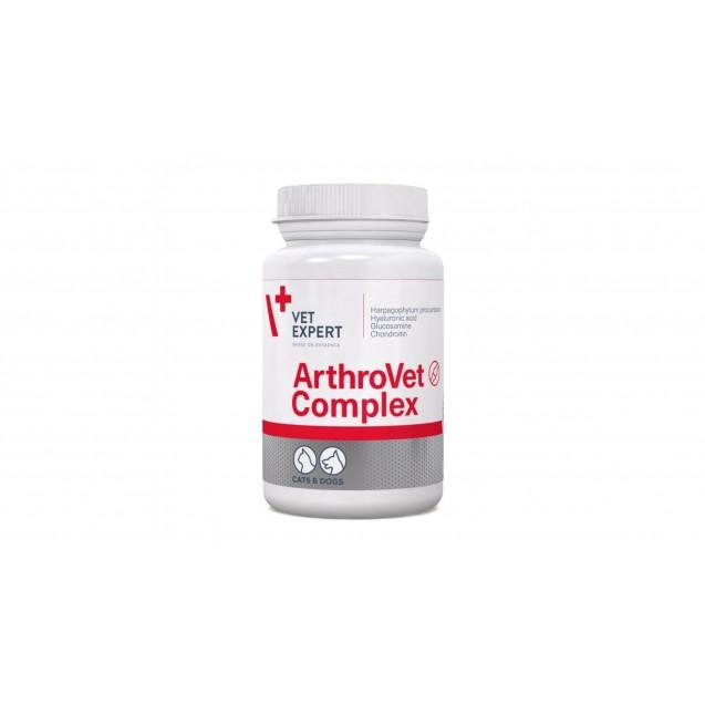 Arthrovet Complex 60 tablete pentru caini si pisici