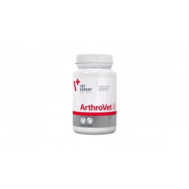 Arthrovet HA 60 tablete pentru caini si pisici