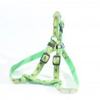 Ham din Nylon Mol cu Model Verde Lime Click
