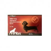 Pipeta antiparazitara Fiprex Dog 75 S (2-10kg)